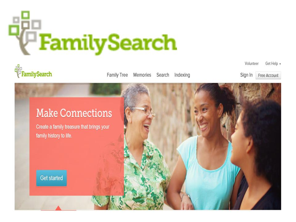 Ancestry and family search front sheet for windrush 70